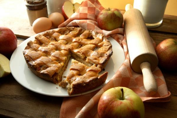 Apple pie tips