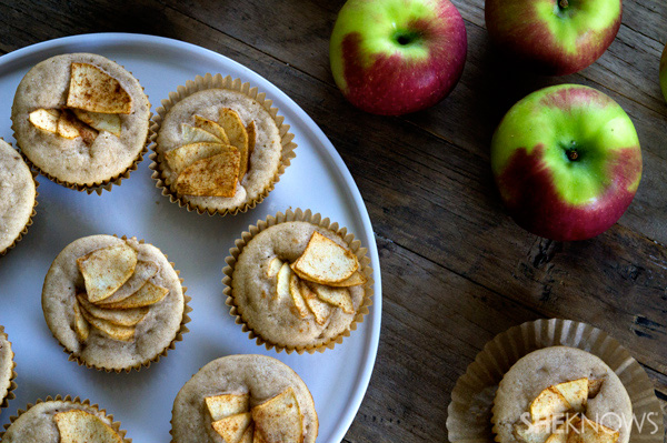 Celebrate fall with these fragrant muffins!