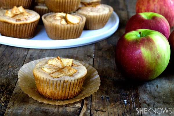 Gluten-free apple cider muffins | Sheknows.com