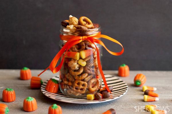 Fun gift jar ideas for Halloween