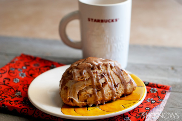 Starbucks copycat pumpkin scones | Sheknows.com