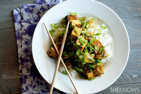 Spicy lemongrass tofu | Sheknows.com