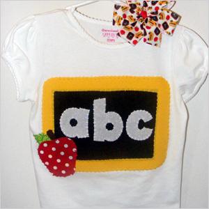 ABC shirt