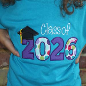 Class of 2025 shirt
