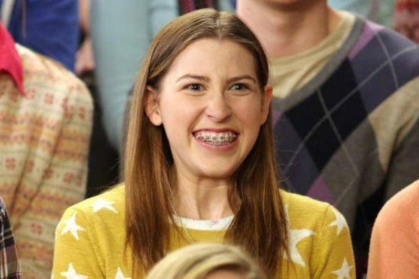 Sue Sue Heck from The Middle