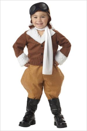 Aviator - Halloween costume for girls
