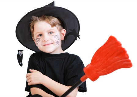 Is cross-dressing on halloween ok for kids?