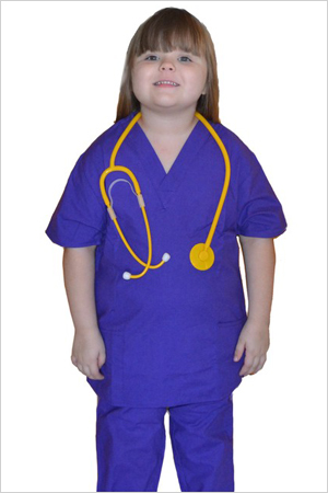 Doctor - Halloween costume for girls