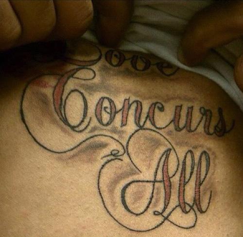 Ink that stinks
