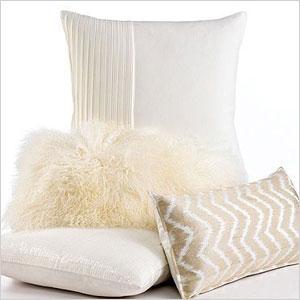 INC International Concepts Zig Zag pillow