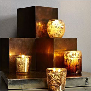 Accessorize with candles this fall