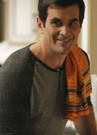 Ty Burrell as Phil Dumphy on Modern Family