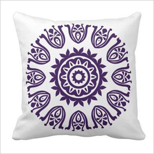 Design Elements 005 Throw Pillow
