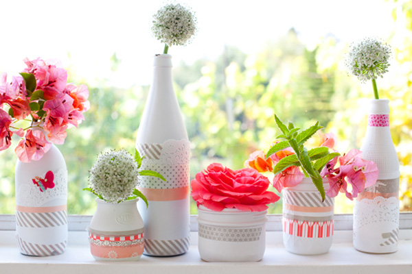 10 Simple DIY centerpieces
