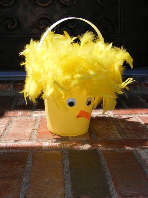 Etsy Chicken Basket