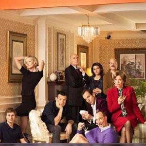Arrested development TV series