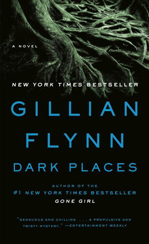 Dark Places by Gillian Flynn book cover