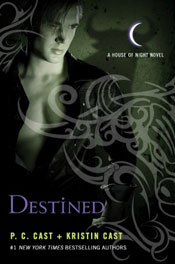 Destined book cover