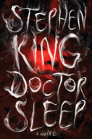 Doctor Sleep by Stephen King book cover