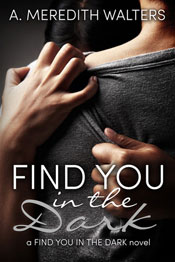 Find you in the dark book cover.