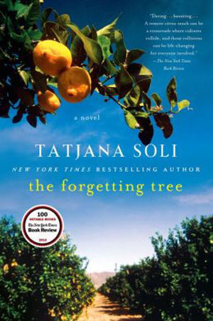 The forgetting tree book cover