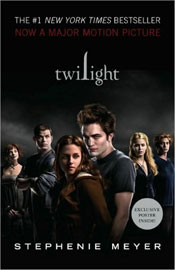 Twilight book cover