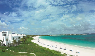CuisinArt golf resort and spa in Anguilla