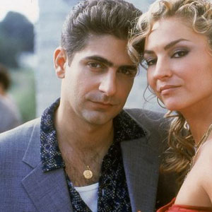 Christopher Moltisanti from The Sopranos