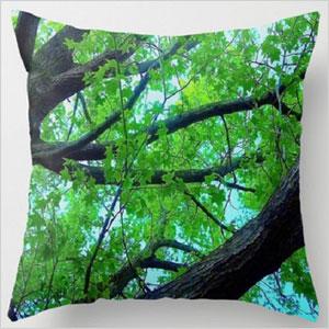 Forest pillow