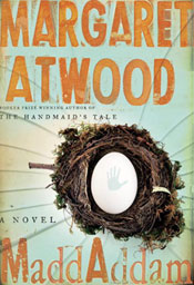 MaddAddam Book Cover
