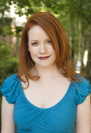 Richelle Mead head shot