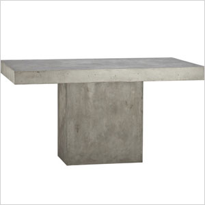 CB2 Concrete table
