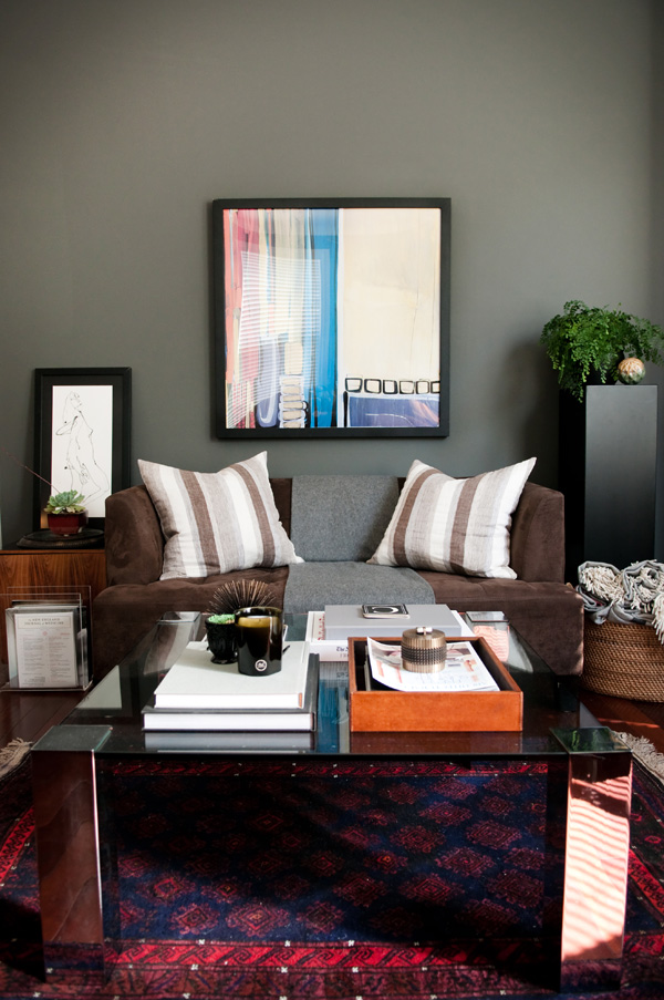 Design tips for your first apartment from Courtney Lake and SheKnows.com