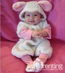 Halloween baby costumes- Greta Funk