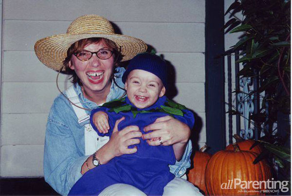 Halloween baby costumes- Leslie Marinelli