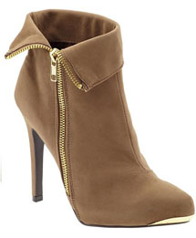 Qupid Prevail-25 Booties