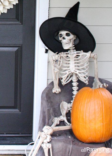 Halloween Entry- Skeleton