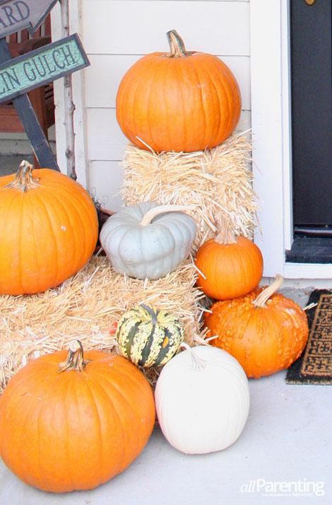 Halloween entry- pumpkins