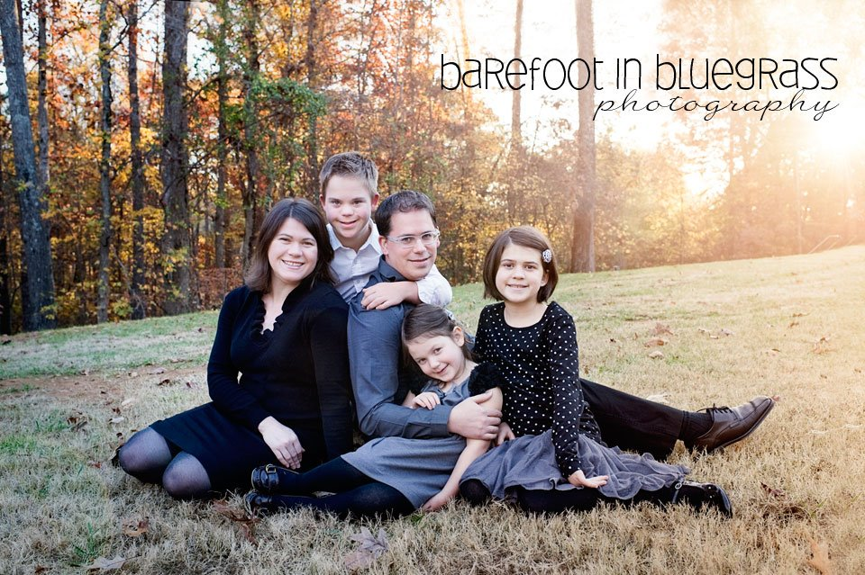 Meredith Family- Down syndrome advocates