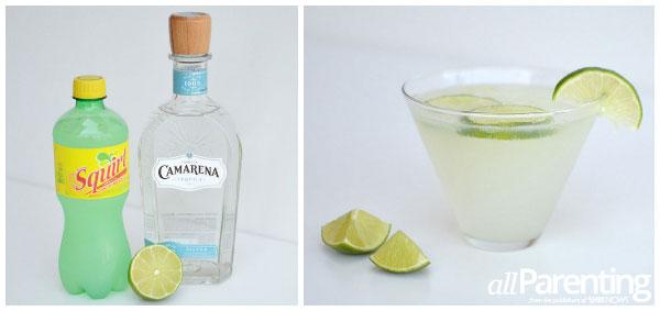 allParenting Paloma cocktail