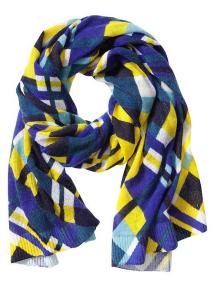 Banana Republic Plaid scarf