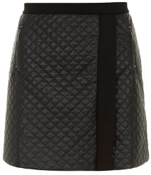 Dorothy Perkins Quilted wrap mini