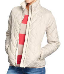 Old Navy Quilted barn jacket