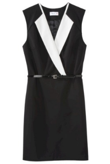 Target Tuxedo dress