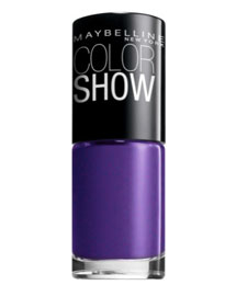 Maybelline Color Show's Plum Paradise