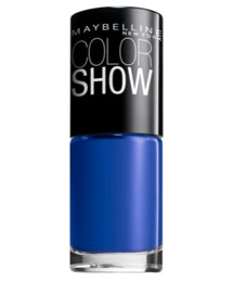 Maybelline Color Show's Sapphire Siren