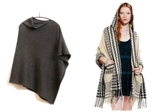 Fall wraps: For the big chill collage