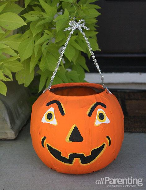 Black And White Halloween Pumpkins