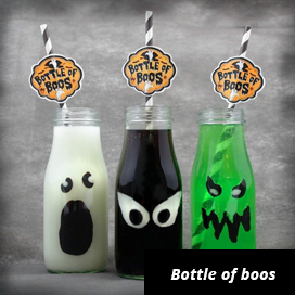 SheKnows | The Scream Issue | Bottle of Boos recipe