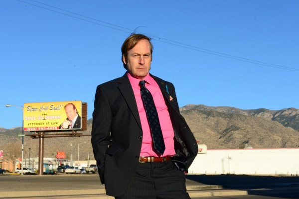 Breaking Bad gets spinoff for Saul Goodman